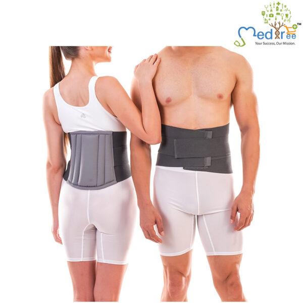 Lumbo Sacral Belt (Towel) (Double Support)